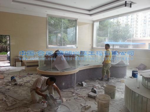 恒丰大酒店海鲜池位于合肥蜀山区科学岛附近,酒店建筑面积约6000